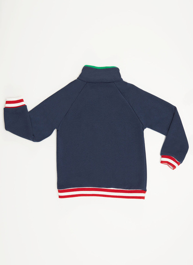 Mushi Sweatshirt Lacivert